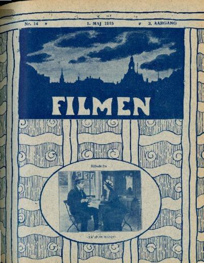 Filmen Nr. 14 - 3. AARGANG 1915 (117-124)