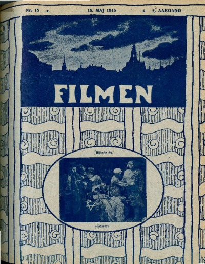 Filmen Nr. 15 - 3. AARGANG 1915 (125-131)