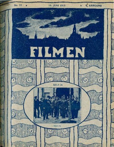 Filmen Nr. 17 - 3. AARGANG 1915 (141-148)