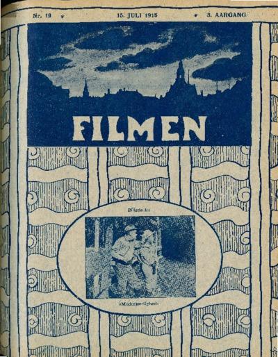 Filmen Nr. 19 - 3. AARGANG 1915 (157-164)