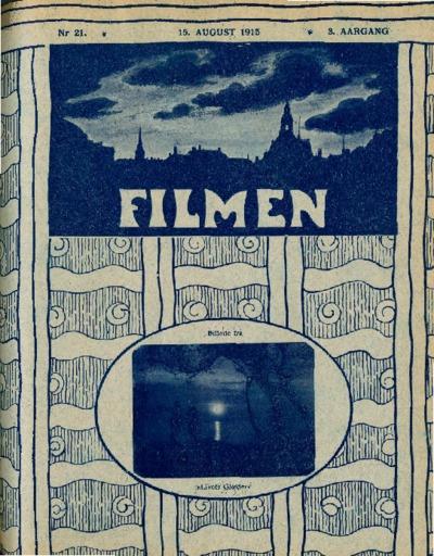 Filmen Nr. 21 - 3. AARGANG 1915 (181-192)