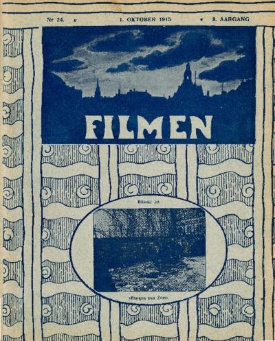 Filmen Nr. 24 - 3. AARGANG 1915 (213-220)