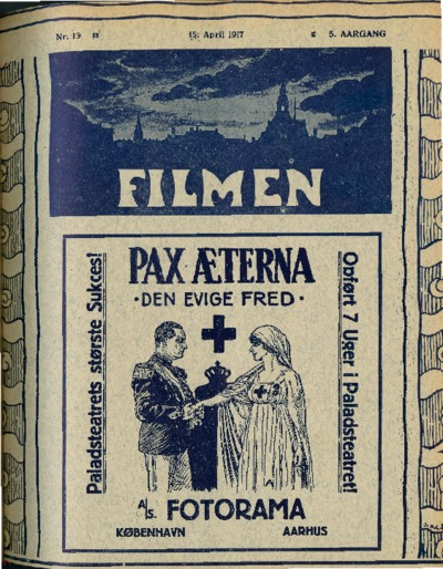 Filmen Nr. 13 - 5. AARGANG 1917 (141-148)