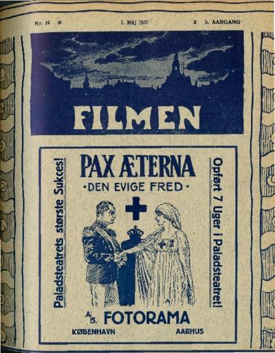 Filmen Nr. 14 - 5. AARGANG 1917 (149-155)