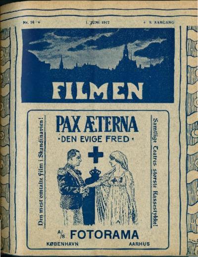 Filmen Nr. 16 - 5. AARGANG 1917 (165-172)