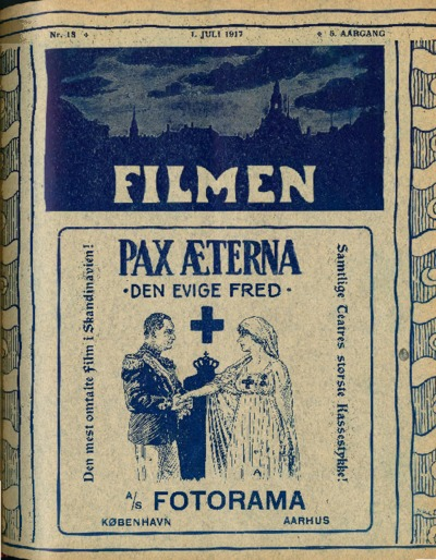 Filmen Nr. 18 - 5. AARGANG 1917 (181-192)