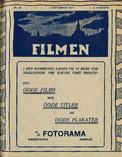 Filmen Nr. 22 - 5. AARGANG 1917 (237-248)