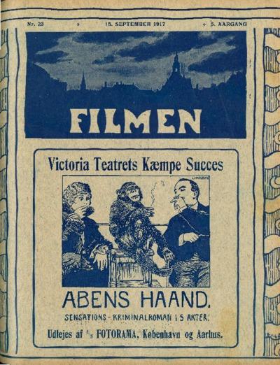Filmen Nr. 23 - 5. AARGANG 1917 (249-260)