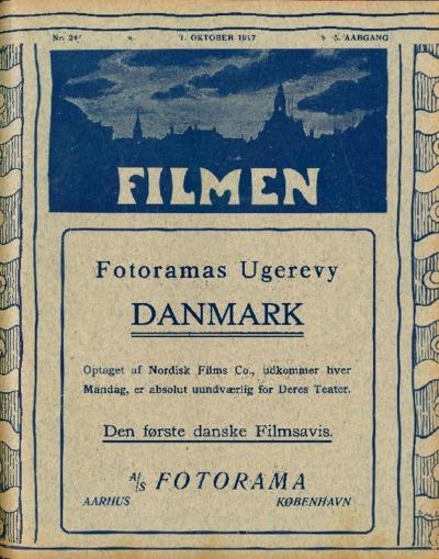 Filmen Nr. 24 - 5. AARGANG 1917 (261-272)
