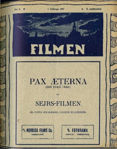 Filmen Nr. 8 - 5. AARGANG 1917 (89-104)