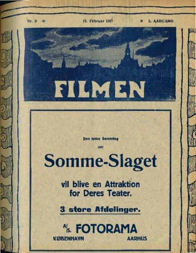 Filmen Nr. 9 - 5. AARGANG 1917 (105-116)