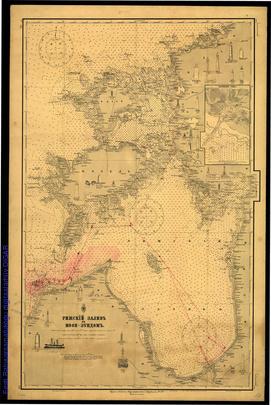 Рижский залив с Моон-Зундом