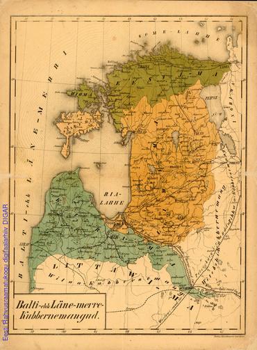 Balti ehk Läne-merre kubbermangud