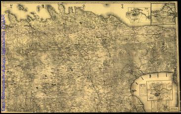 Eestimaa kaart. II leht, Eestimaa idaosa