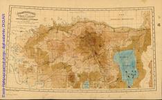 Hypsometrische karte Ehstland's und Nord Livland's