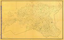 Eesti kaart vallapiiridega : valdade piiride seis 1.1.1937.a