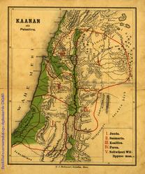 Kaanan, ehk, Palestiina