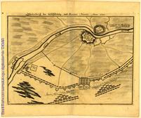 Grundriss der Belagerung und Succurs Narva
