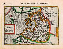 Livoniae descriptio