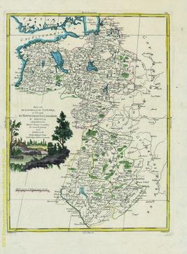 Ducati di Livonia, e di Estonia, e Governi di Nowogorod, Bielogorod e Kiowia