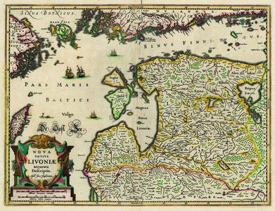 Nova Totius Livoniae