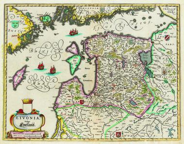 Livonia vulgo Lyefland