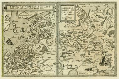 Livoniae Provinciae ac Eius
