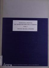 Analisi della struttura del settore metalmeccanico in Piemonte. Volume 3 : l'industria meccanica di precisione