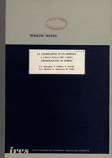 La calibrazione di un modello a larga scala per l'area metropolitana di Torino