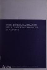 Carta delle localizzazioni della grande distribuzione in Piemonte