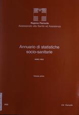 Annuario di statistiche socio-sanitarie : anno 1985. Struttura della popolazione