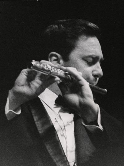 Eddie Wassermann Flöte
