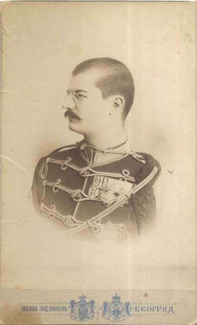 Александар Обреновић