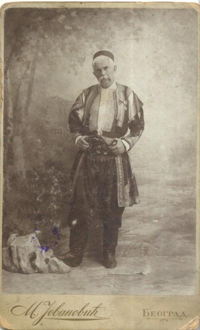 Марко Миљанов