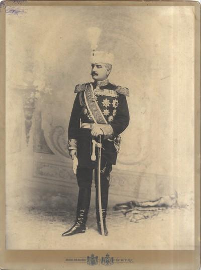 Генерал Лазар Петровић, први ађутант краља Александра I Обреновића
