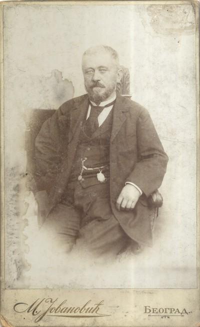 Лазар Комарчић, новинар