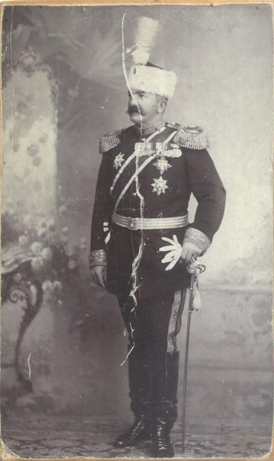 Лазар Петровић, ађутант краља Александра Обреновића