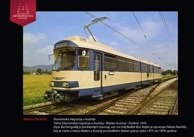 Tramvaj linija Baden-Beč
