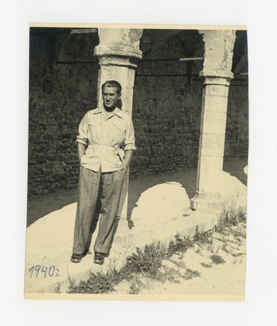 Miloš Crnjanski u Asiziju