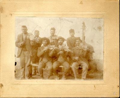 Цигани свирачи из села Сенаје