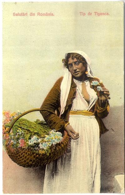 Salutǎri din Romǎnia Tip de Tiganca