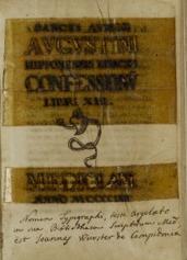 Confessionum Libri XIII