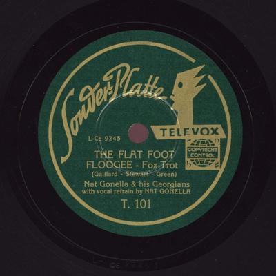The flat floot floogie