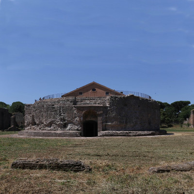 Mausoleum of Romulus Range Based 3D model