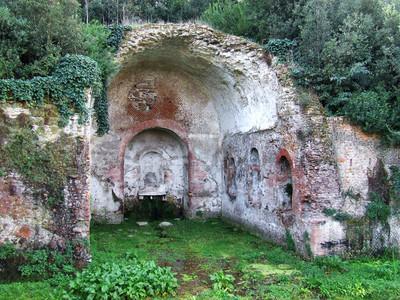 Nymphaeum of Egeria