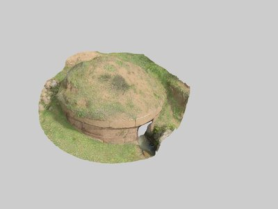 Mound 309 from Onde Marine archaeological area