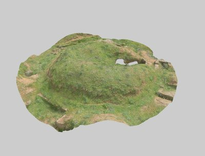 Mound 314 from Onde Marine archaeological area