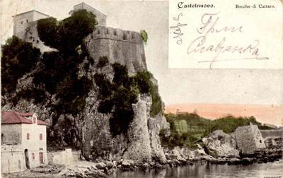 Castelnuovo : Bocche di Cattaro