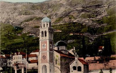 Православна црква С. Петра у Рисну = Griechisch-orthodoxe Kirche St. Peter in Risano : Bocche di Cattaro