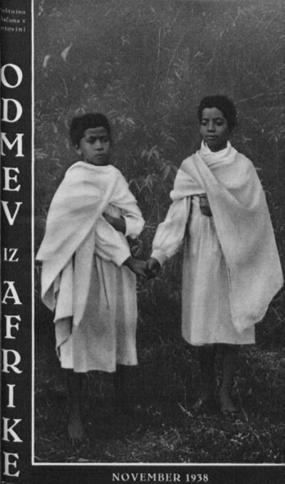 Odmev iz Afrike 1938